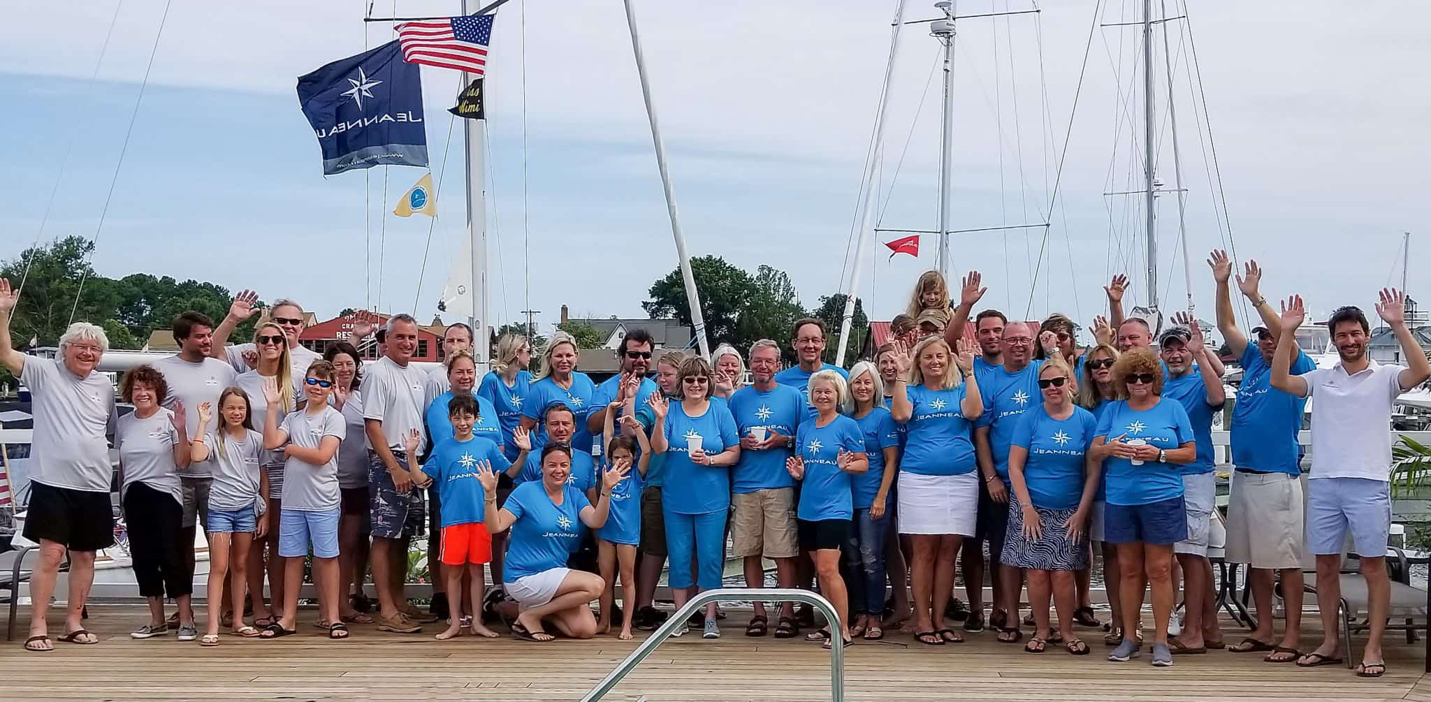 """""""Sailing With the Stars"""": Jeanneau and Fountaine Pajot Owners Rendezvous"""