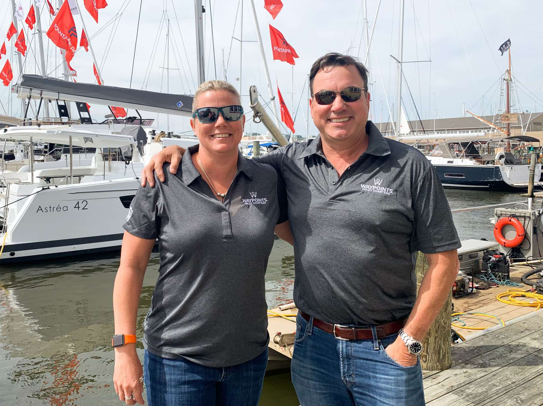 Waypoints Yacht Charters Appoints New President, Acquires Sailing Florida, and Expands to BVIs