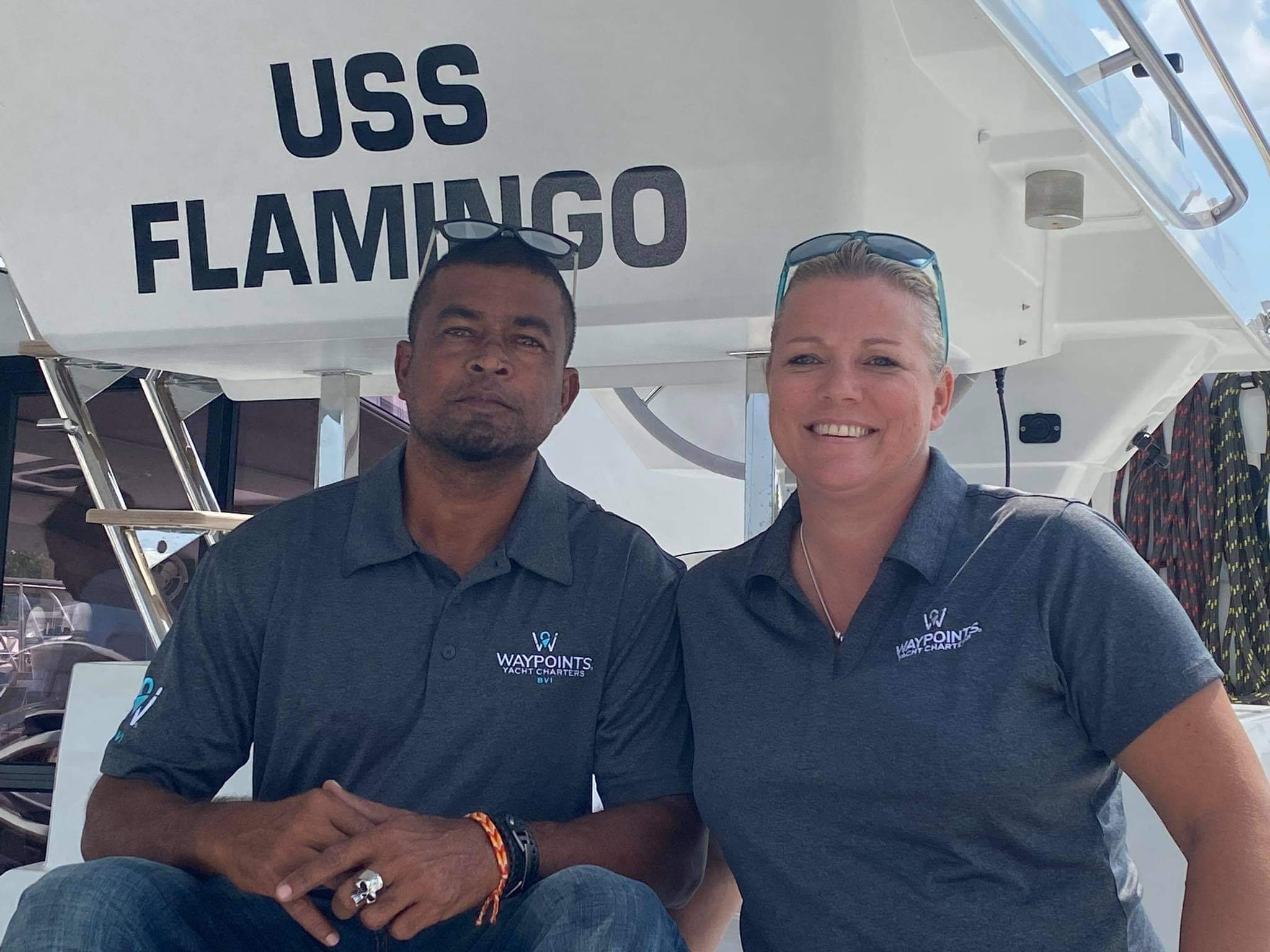 Waypoints Yacht Charters Hires Renowned Industry Veteran  Anthony Rameshar to Head Up BVI Base